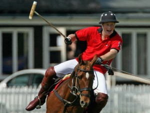 Polo, The Game of Rough and Tumble for Riders and Horses