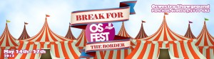 Osfest tickets up for grabs